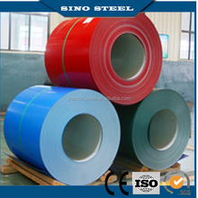 shandong manufacturer directly offer prepainted steel coil