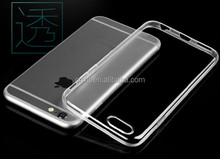 Super Clear Case For Iphone 6 4.7inch Crystal Simple Back Mobile Shell Pure Style Best Quality Phone Cover