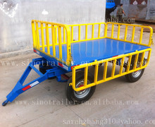 baggage trailer airport luggage trailer