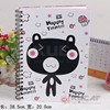 China A4 spiral school notebooks cheap hardcover exercise book supplier