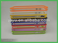 Multi Colors Plastic Case For Iphone4, Protect Bumper Frame For Iphone4