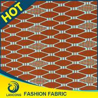 Hot sale Clothing Material Fashion Africa Style wax swimsuit fabric