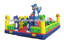 GF-10 Top Sale Newly Design High Quality 2012 inflatable fun city