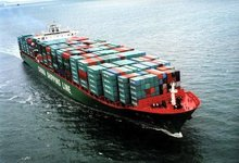 International sea freight from china to usa