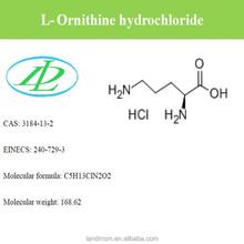 L- Ornithine hydrochloride Amino Acid CAS 3184-13-2