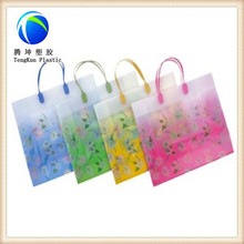 plastic gift bag shopping with logo