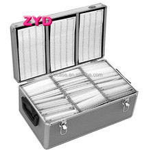 TOP Personalized Aluminum CD DVD Case ZYD-HZMdc003