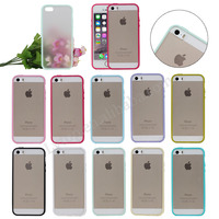 bulk case for iPhone 5 5S, Matte hard pc case for iphone 5 5s
