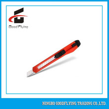 9mm Snap off Plastic Pocket Safety Office Utility Cutter Knife export