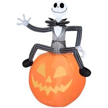Shop Jack Skellington Halloween Inflatable