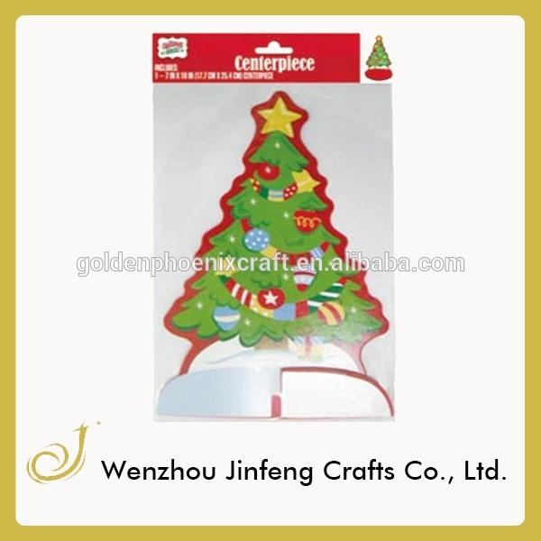 الجدار الديكور ورقة العصا شجرة عيد الميلاد