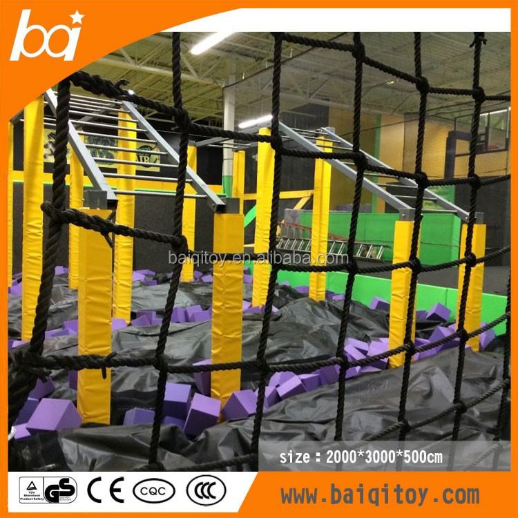 Anti slip trampoline int rieur de yoga trampoline parc for Calecon avec slip interieur