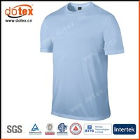 2015 wicking dry rapidly fit sports anti bacterial t-shirt