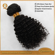aliexpress brazilian hair cheap natural color virgin brazilian/indian/peruvian kinky curly hair weave