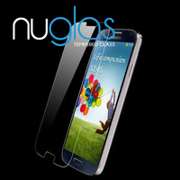 Hot anti-damage clear screen protector glass screen protector for samsung galaxy s4 i9500 tempered glass screen protector