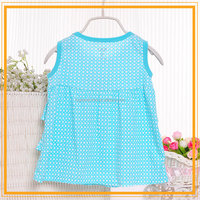 brand Best price cotton print Thailand wooden baby clothes