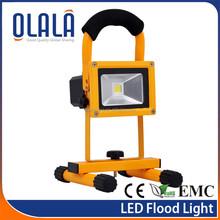 Heatproof Portable IP65 ultra bright Stainless Steel EMC Flood LED lamps