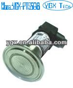 Flat pressure sensor