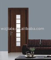 Quality Interior Wood Door with glass