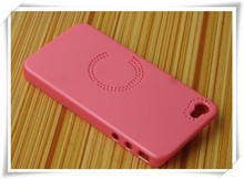 2014 High Quality Injection Plastic Parts for Cellphone Shell