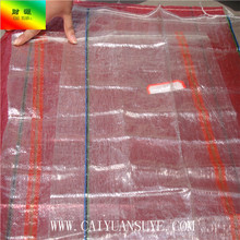 caiyuan top sale cheap mesh bag net bag for packing onion potato