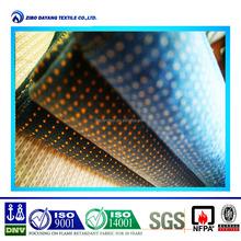 flame retardant wool fabric for train