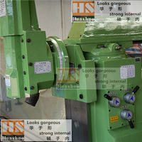 Hot small plunge milling machines, internal splines, keyways processing within
