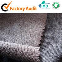 wholesale organic cotton Fleece fabric