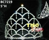 wedding hair accessories pageant tiara crowns