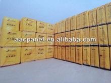 autoclaved lightweight concrete ALC block