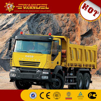 dump trucks automatic transmission for sale IVECO brand dump truck with crane dump truck radiator for sale
