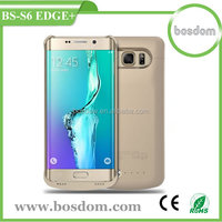 4200mah newest slim battery power case for samsung galaxy s6 edge plus