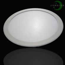 round square led ceiling light cut hole 130mm 9w led panels light CE/RoHS/UL/TUV approved panel light LED ceiling