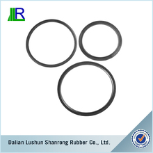 Nonstandard windshield rubber gasket