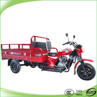 150cc air cooled 3 persons tricycle chinese motorcycles
