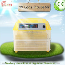 YZ8-48 Transparent CE Approved Full Automatic Egg Hatching Machine/Cheap Ostrich eggs and chicks for sale ( 48 Egg Incubator)