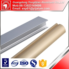 Various shape structural aluminum with elegant and sturdy package