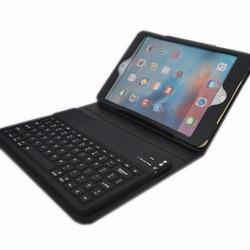 Protective leather mini programmable keyboard for ipad mini4