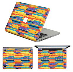 2015 hot laptop skin cover sticker for apple macbook pro