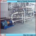 De agua eléctrico/de vapor de intercambiador de calor tubular con el ce& iso9001