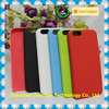 For iPhone 6 Rubber coating Skin plastic Case Phone Cover Black