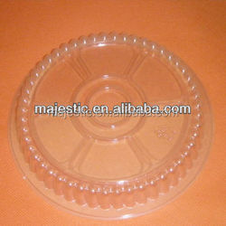 silver aluminum foil paper cover use to cup or bowl