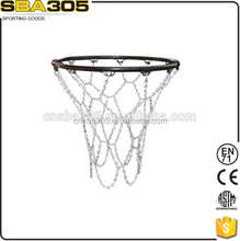 wall mount chain durable basketball goal post