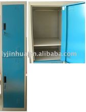 2 Compartment / 2 door Steel Locker