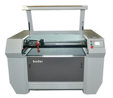 Hot sale!Automatic camera positioning laser cutting machine , shorten time greatly!