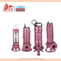 Energy Saving Sewage Pumps And Submersible Pump
