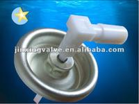automatic air freshener dispenser/fragranc air freshener aerosol valve/1 inch aerosol metered valve