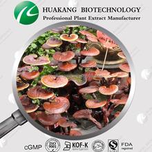 Mass stock herbal extract 30% polysaccharides ganoderma lucidum extract