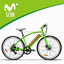 700C fashionable electric bike with CE and EN15194 certificate