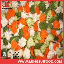 2014 new frozen mixed vegetable